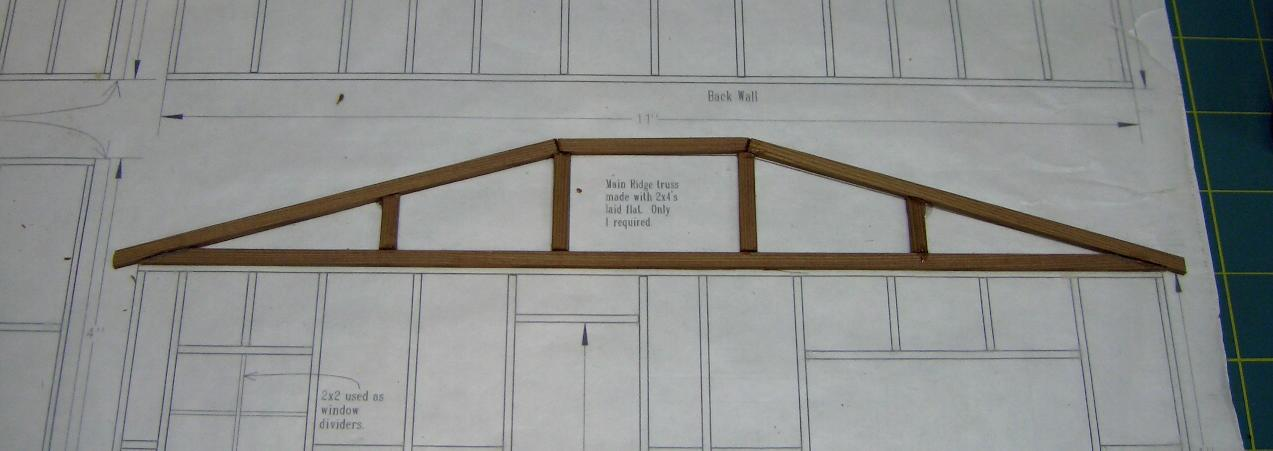 Smith Pond Junction Railroad Lake Cabin Kit Assembly Tips And Photos